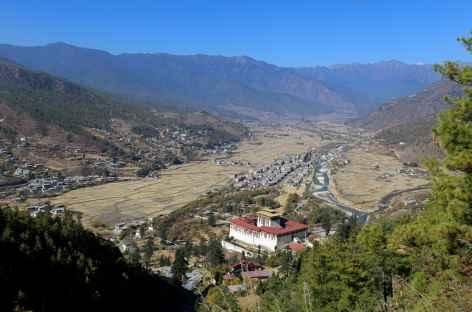 Le Dzong de Paro -