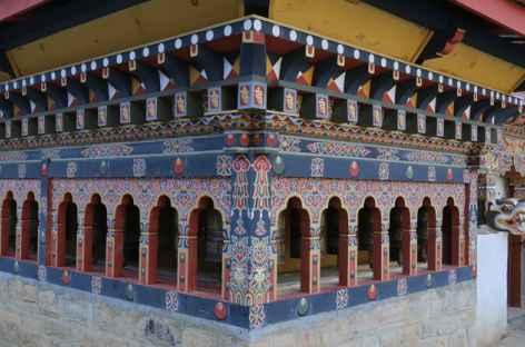 Le Lhakhang Karpo (le temple blanc)  -