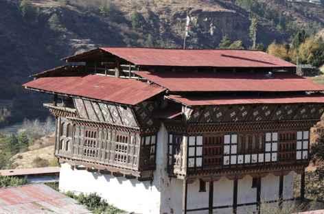 La maison seigneuriale de Wangsisina -