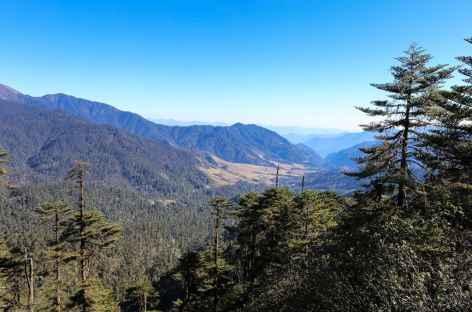 La vallée suspendue de Sengor -