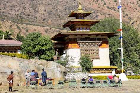 Monastère de Goem Kora -