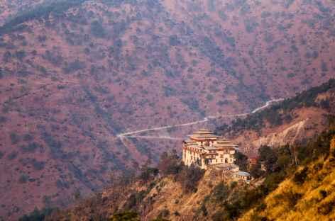 Dzong de Trashigang -
