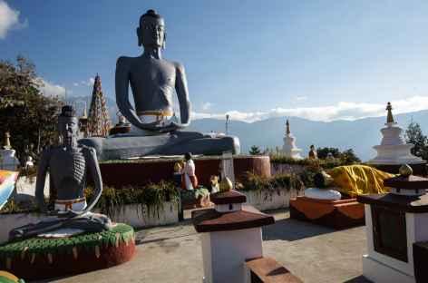 Trashigang Bouddha, dit de l'abstinence -