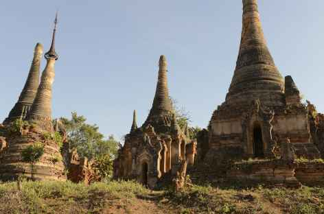 Site de Shwe Inn Thein - Birmanie -