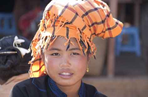 Jeune Pao - Birmanie -