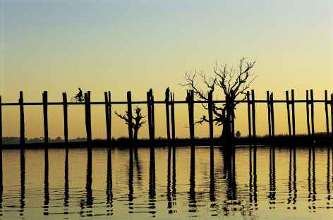 Pont d'Amarapura - Birmanie -
