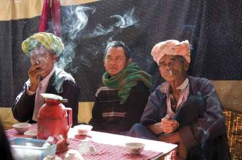 Groupe de Paos - Birmanie -
