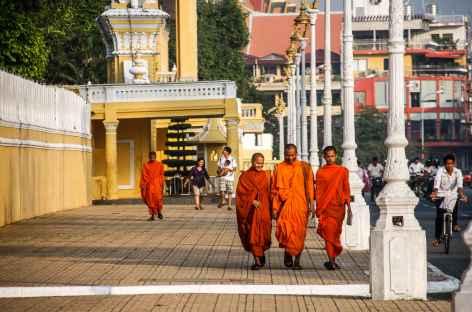 Dans les rues de Phnom Penh - Cambodge -