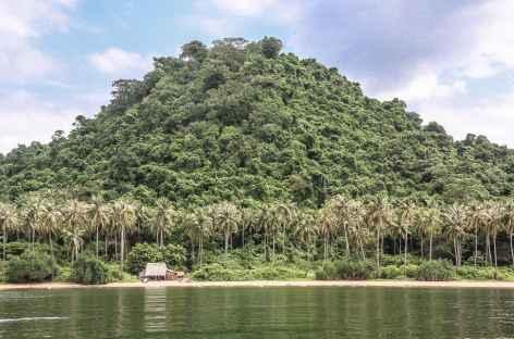 Navigation vers l'île du Lapin - Cambodge -