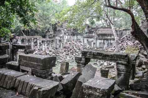Le site de Beng Mealea - Cambodge -