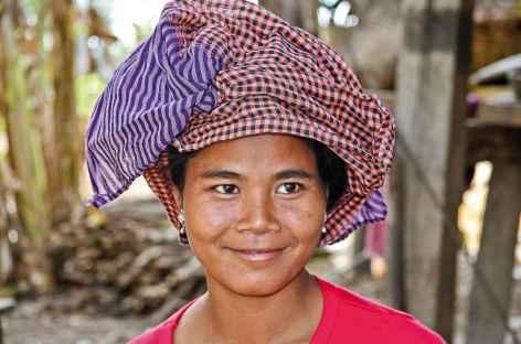Le sourire cambodgien... - Cambodge -