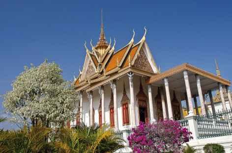 Phnom Penh, Palais Royal - Cambodge -
