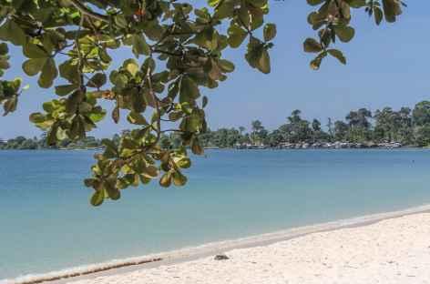 Balade sur les plages de Sihanoukville - Cambodge -
