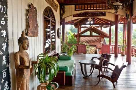 Une belle maison à Battambang - Cambodge -