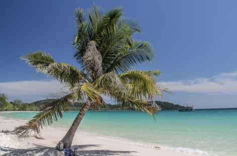 Sur les îles de la Mer de Siam  - Cambodge -