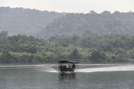Navigation sur la rivière Tataï - Cambodge -