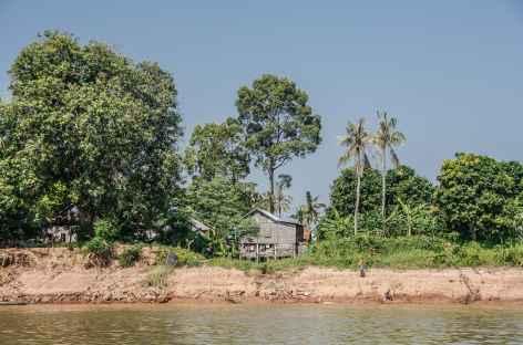 Les rives du Mékong - Cambodge -