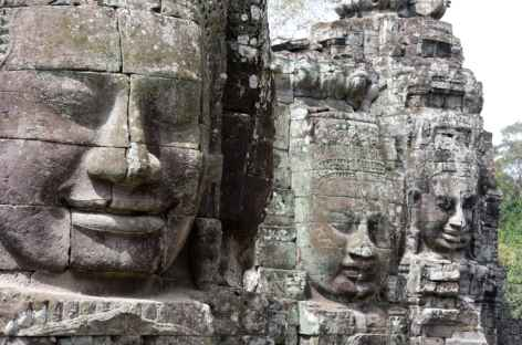 Bayon - Cambodge -