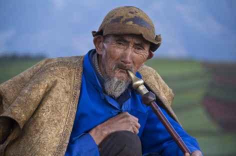 Paysan du Yunnan - Chine -