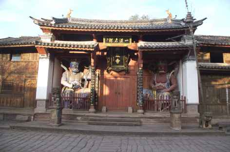 Ruelle de Shaxi - Yunnan, Chine -