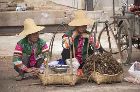 Xingmeng village mongol Yunnan-Chine -