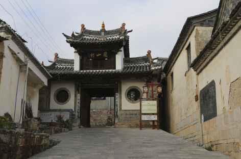 Village de Duanshan Yunnan Chine -