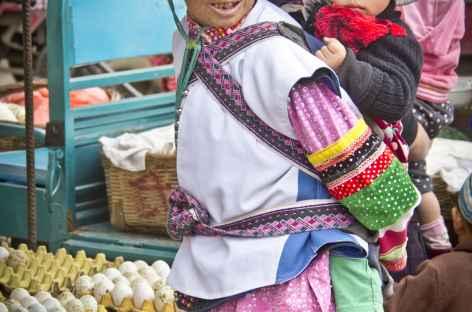Minorité mongole Chine -