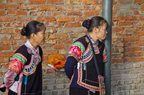 Minorité  Yunnan-Chine -