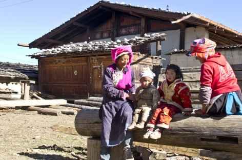 Zongdian (Shangi-La) Yunnan-Chine -