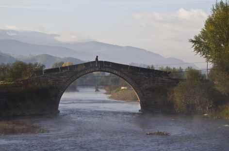 Pont Shaxi Yunnan-Chine -