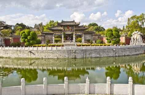 Temple de Confucius Juanshui Chine -