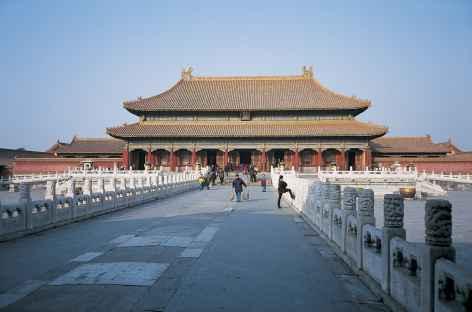 La Cité interdite - Chine -