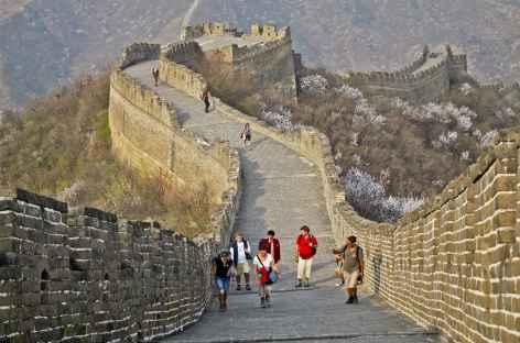 Randonnée sur la Grande Muraille - Chine -
