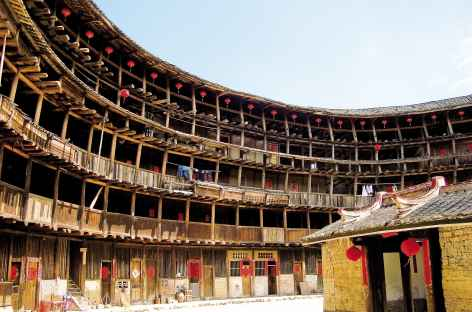 Une architecture exclusive - Chine -