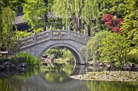 Jardin de Hangzhou - Chine -
