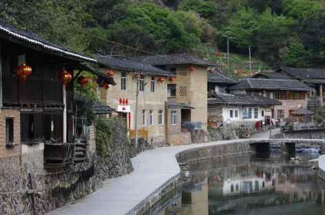 Village de Taxia - Chine -