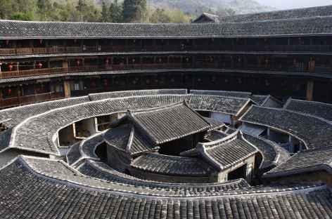 Une architecture insolite - Chine -