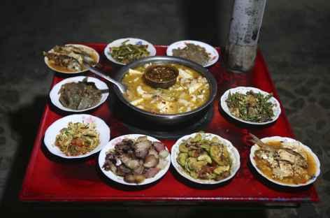 Repas typique - Chine -