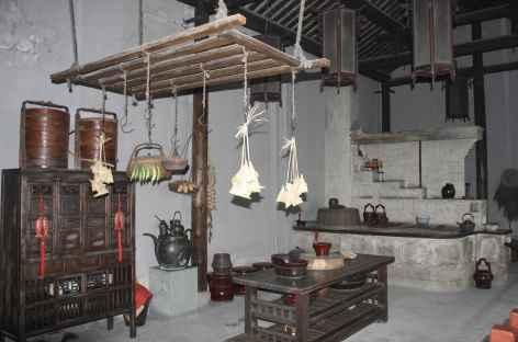 Ancienne cuisine - Chine -