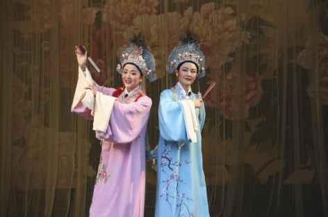 Danseuses d'opéra - Chines -