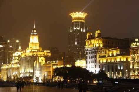 Lumières sur Shanghai - Chine -