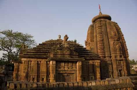 Bhubaneshwar, temple de Parasuramaswar -