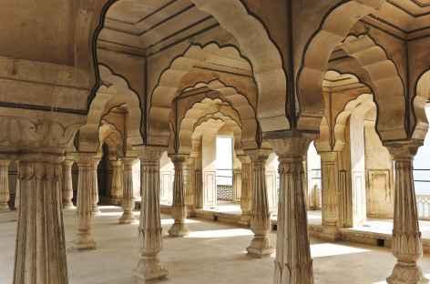 Fort de Jaipur- Rajasthan, Inde -