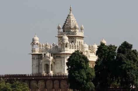 Tombeau à Jodhpur  - Rajasthan, Inde -