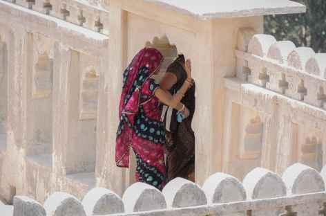 A Kumbalgarh  - Rajasthan, Inde -