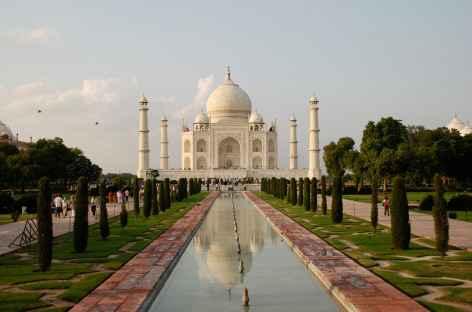 Taj Mahal - Agra - Inde -