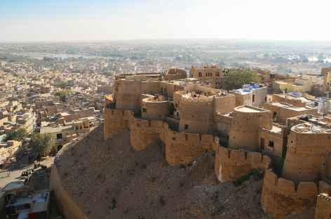 Forteresse de Jaisalmer - Rajasthan, Inde -