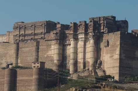 Forteresse de Meranghar - Rajasthan, Inde -