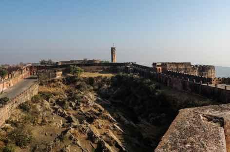 Fort de Jaigar - Rajasthan, Inde -