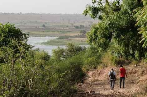 Randonnée autour de Bijaipur - Rajasthan, Inde -